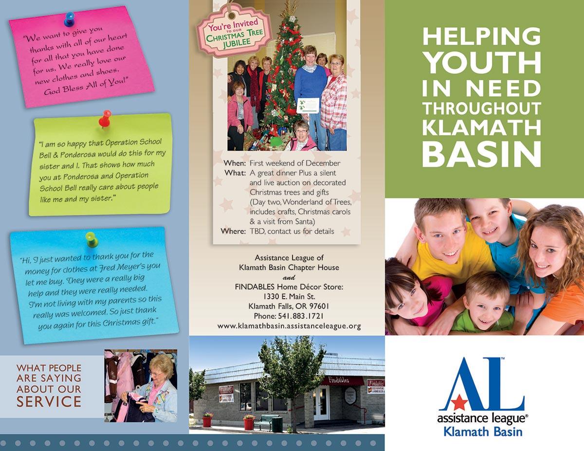 Assistance League Brochure
